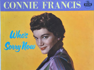 Сингл - Connie Francis - Who's sorry now?