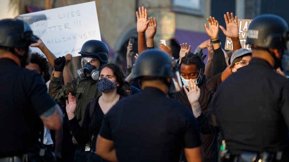 Karim Abdul Džabar: Ne razumete proteste? Ono što vidite su ljudi gurnuti do ivice
